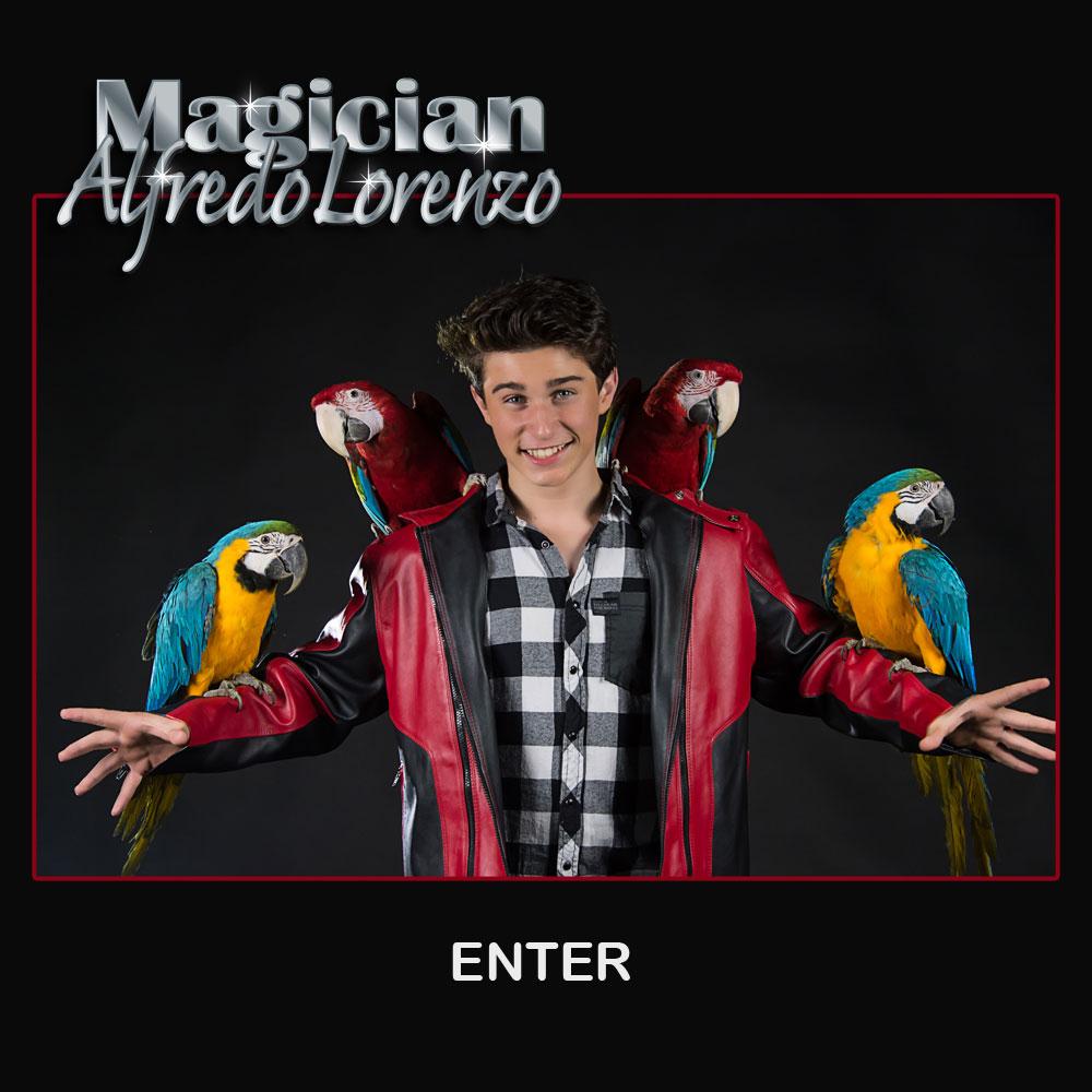 Magican Alfredo Lorenzo